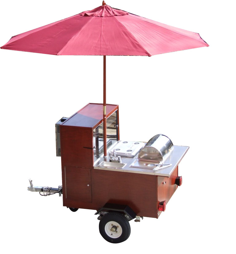 Build Your Own Hot Dog Cart