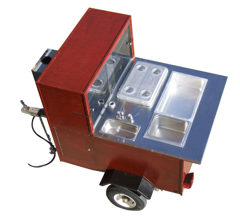Best Hot Dog Cart Manufacturer